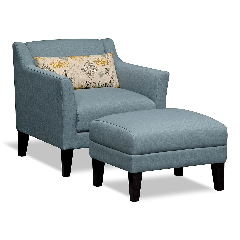 Accent Furniture Ottoman Room Ornament