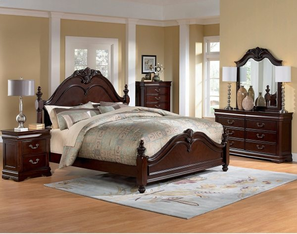 Westchester 5-Piece Queen Bedroom Set | The Brick