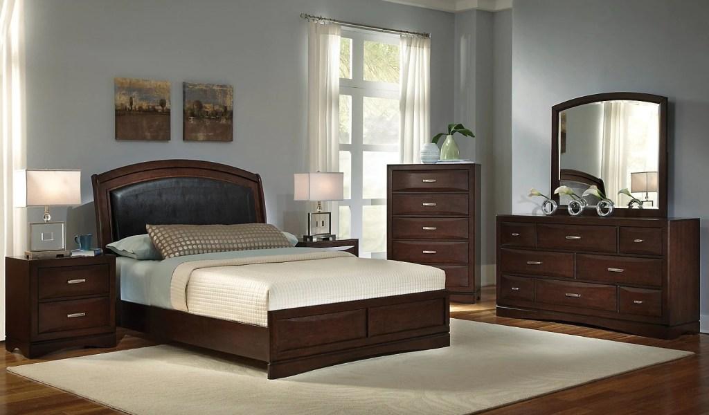 8 Piece Bedroom Furniture Set - Home & Garden Improvement Design ...