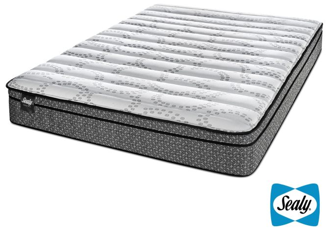 Sealy Phases Cushion Firm Twin Mattress Hover To Zoom
