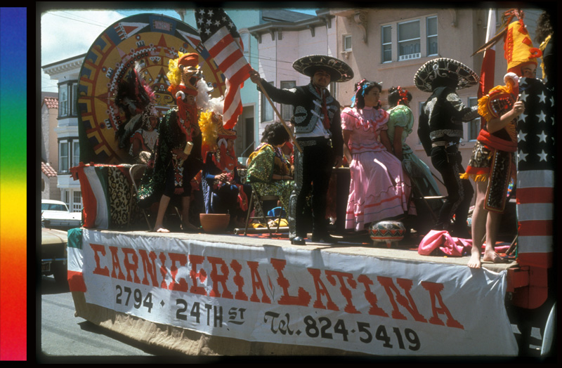 Cinco de Mayo Parade, May 1977