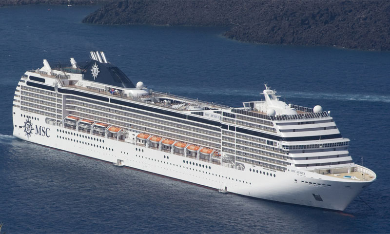 MSC Musica Cruises 2019 CRUISE SALE From 92day Twin