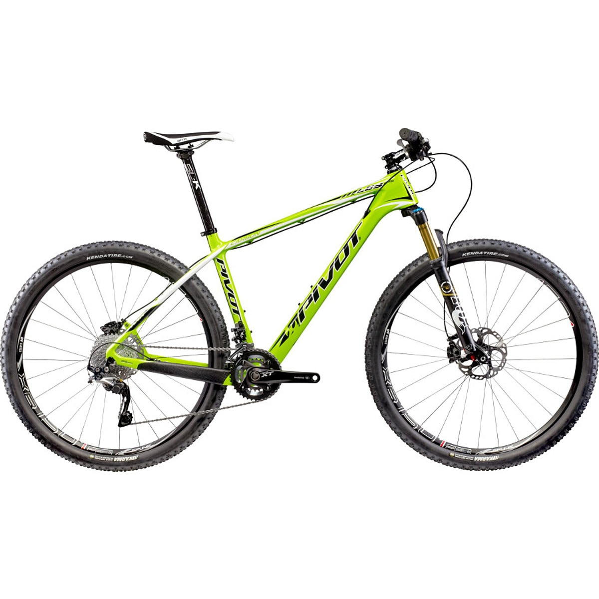 Pivot Les 27 5 Carbon Xt Complete Mountain Bike