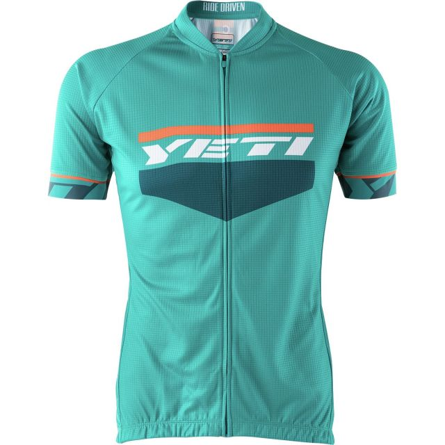 Yeti Cycles Ironton XC Jersey - Short-Sleeve - Men's ...