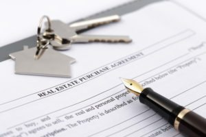contract to purchase a home