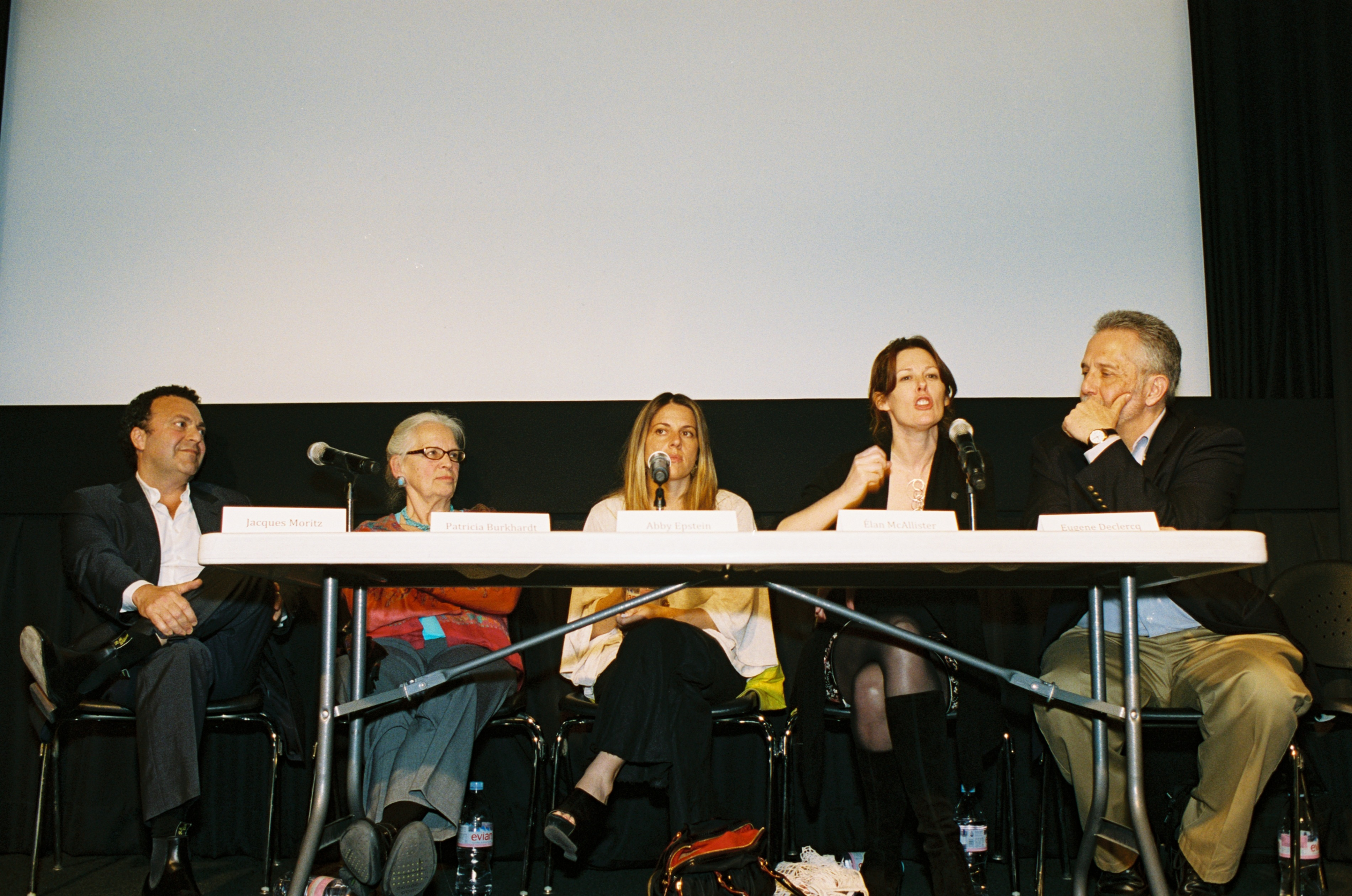 Panelists on April 25th (photo credit Alice Garik)