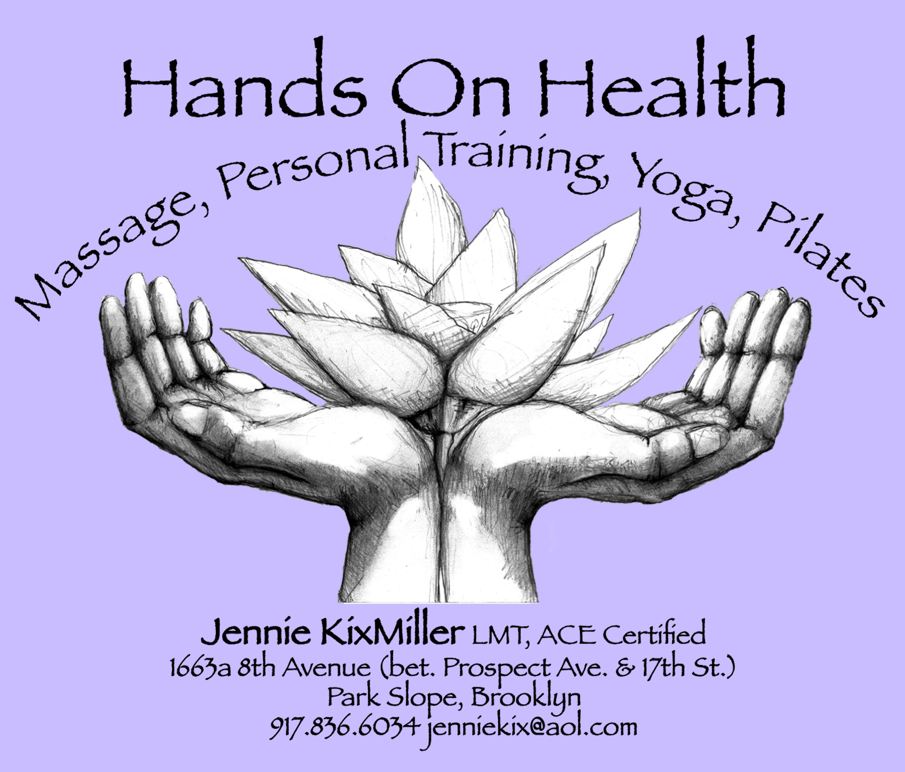 Hands on Health