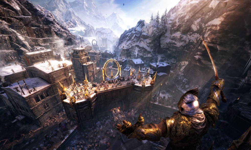 Image result for Middle Earth: Shadow of War