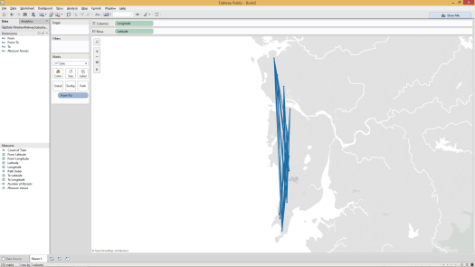 adding  new dimension in tableau