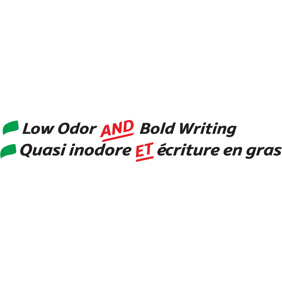 Bic Chisel Tip Dry Erase Magic Markers