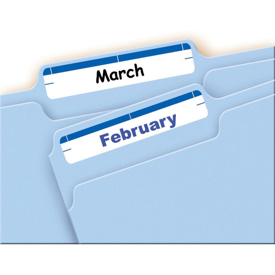 Avery Permanent File Folder Labels Ave