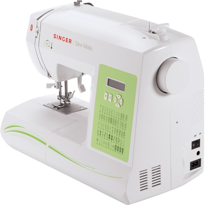 Sewing Singer Mate Style Machine