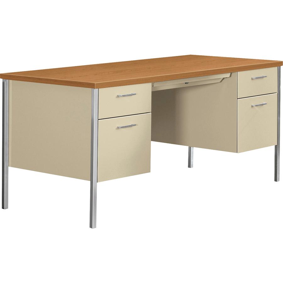 Hon Series Double Pedestal Desk