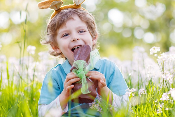 Fun Easter Traditions to Hop on Into Chocolate Easter Bunny