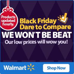 Walmart S Black Friday Challenge We Dare You To Compare Money Saving Parent