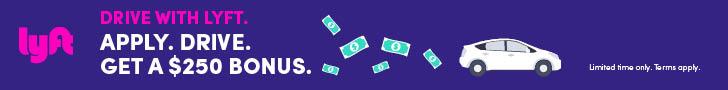 money making hobbies - lyft