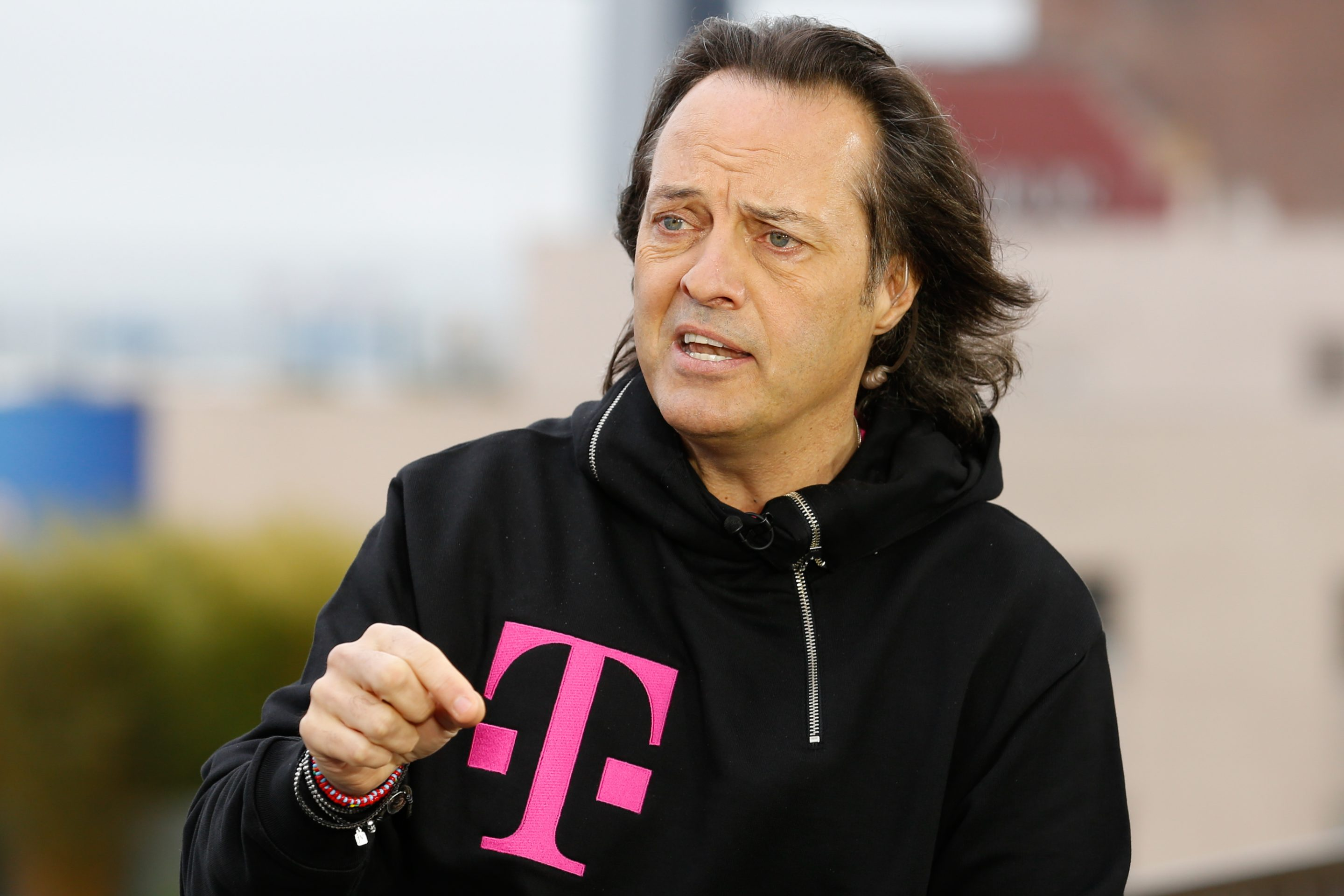 Why It's Not So Crazy for T-Mobile CEO John Legere to Run WeWork