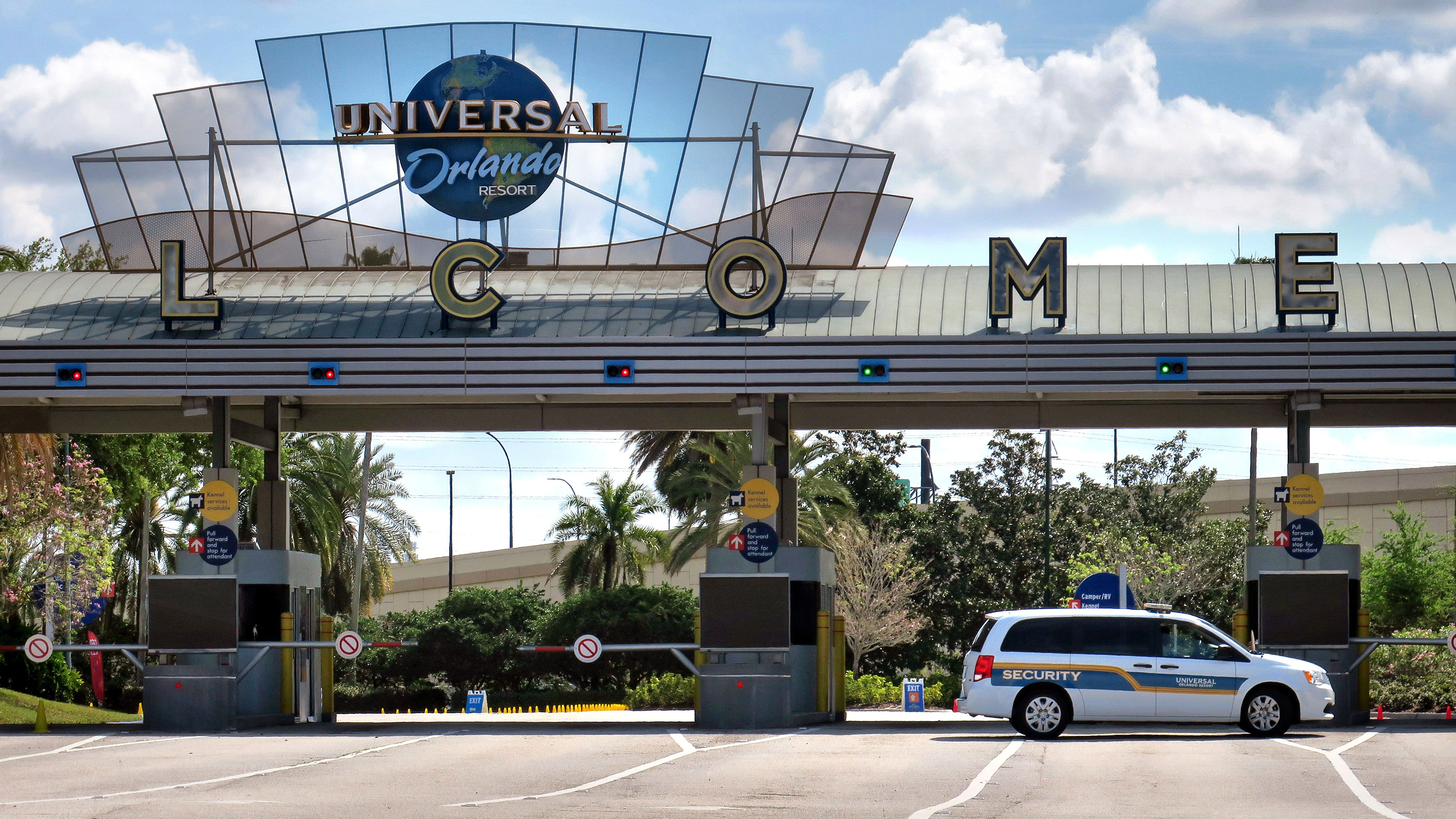 Universal Orlando will reopen some resort hotels on June 2