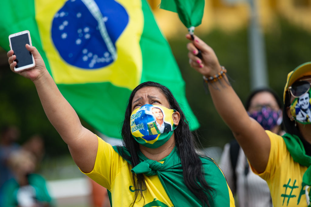 Trump bans most travelers from Brazil as coronavirus cases there skyrocket