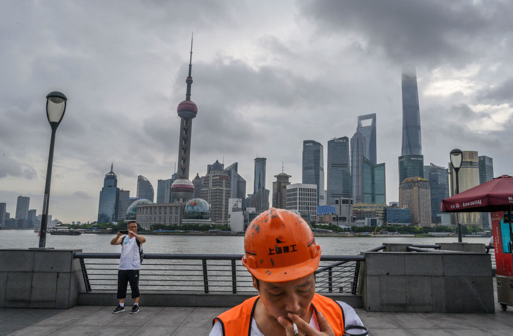 China passes U.S. as top spot for new foreign investment