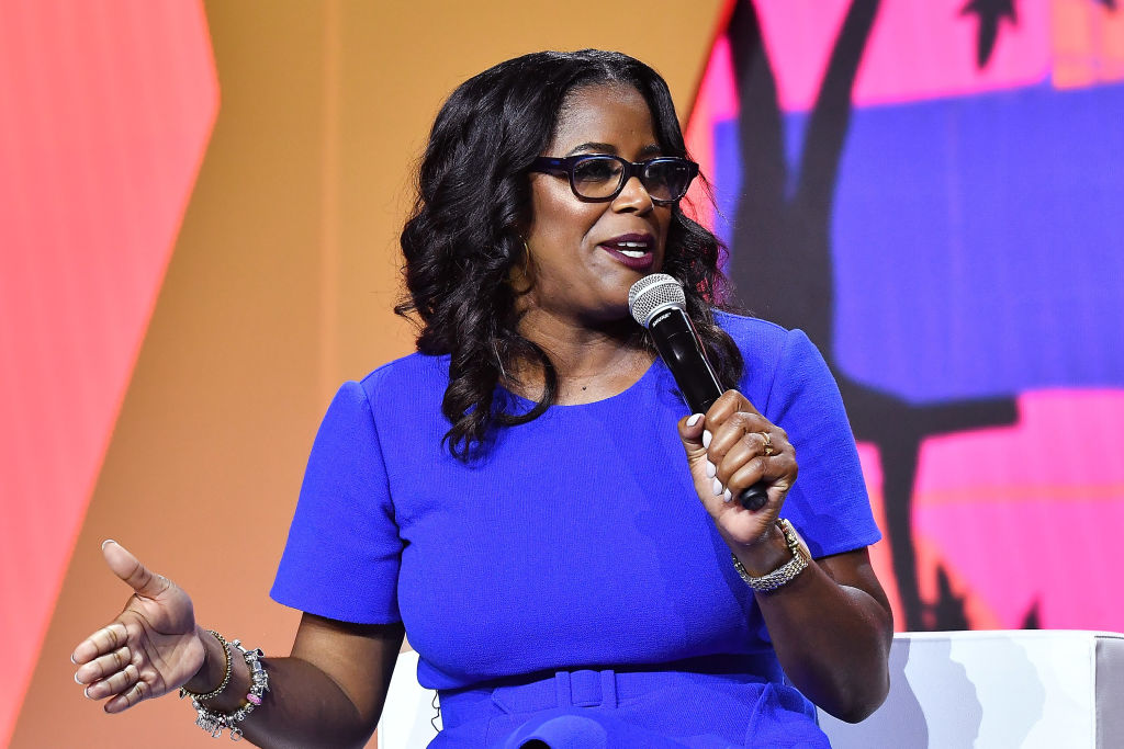The Fortune 500 gets its third-ever Black female CEO