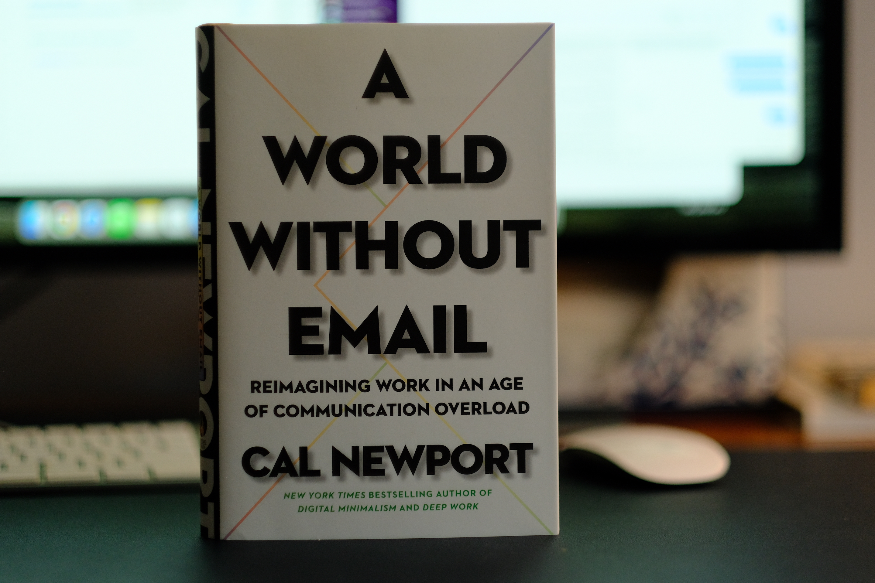 Interview with Cal Newport, author of 'A World Without Email'   Fortune