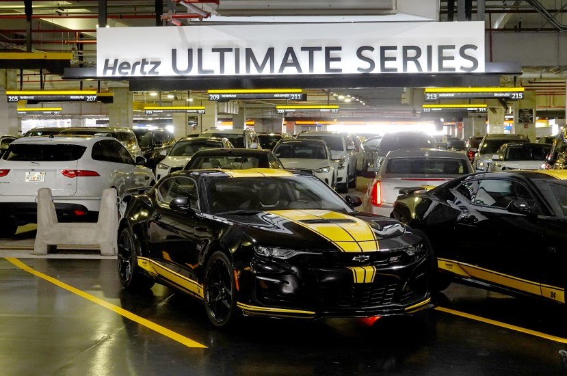 Hertz's $4.2 billion deal to buy 100,000 Teslas cr…