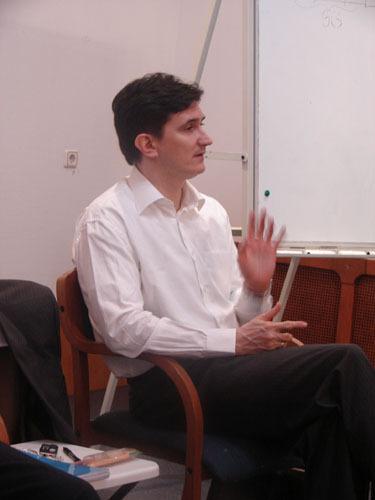 Филипп Михайлович, атор системы Духовный Выбор