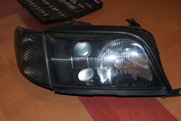 Колхозим правильный свет на А6 С4 | Audi Клуб