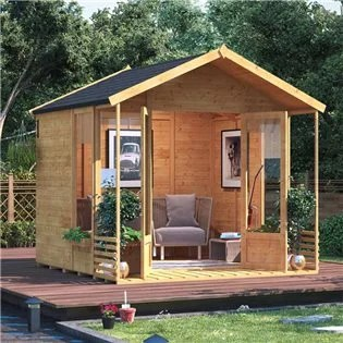 Summer Houses For Sale Free Delivery Garden Buildings Direct