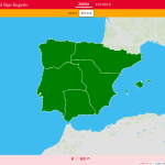 Interactive Map Where Is It Roman Hispania During The Late Empire Mapas Interactivos De Didactalia
