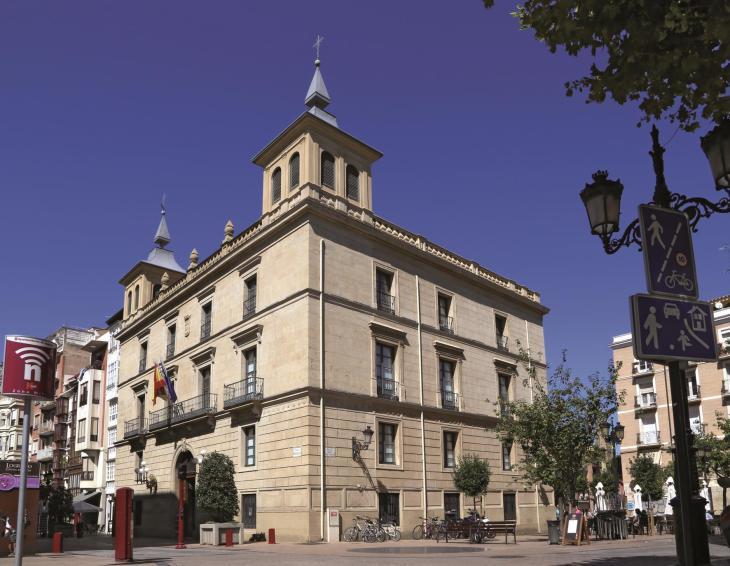 Palacio Chapiteles - Lugar de interés - La Rioja Turismo