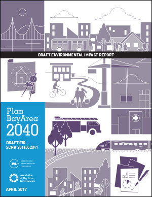 Plan Bay Area 2040 Draft Environmental Impact Report