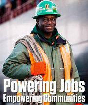 powering jobs - empowering communities