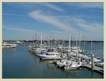 St. Augustine Marina