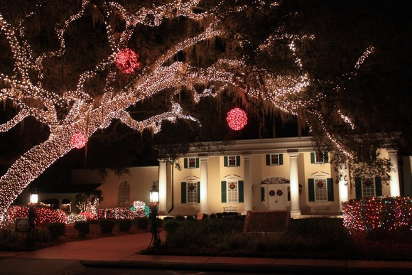 Stephen Foster light displays