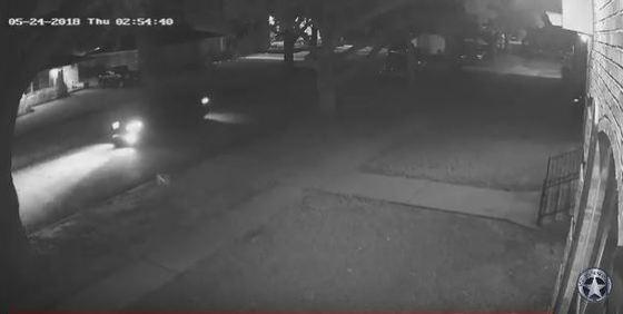auto burglary
