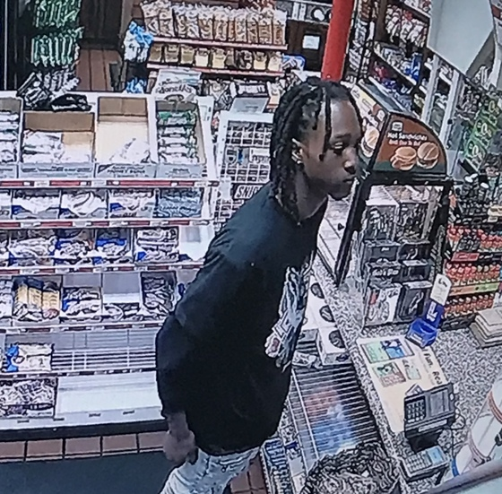 Property Snatching Suspect
