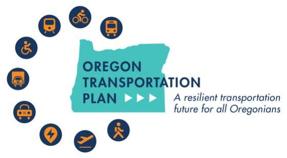 Oregon Transportation Plan Logo