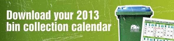 Download your waste calendar
