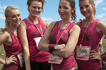 Events - Race For Life Pretty Muddy