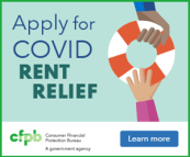 Apply for COVID Rent Relief