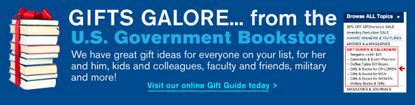 Gift Guide from the U.S. Government