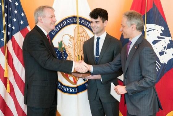 David Gooder sworn in as Commissioner for Trademarks