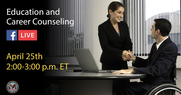 Education and Career Counseling Facebook event