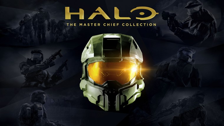 Halo The Master Chief Collection Background Art