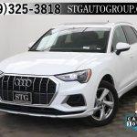 2020 Audi Q3 Premium Quattro Wa1aecf35l1028085 Stg Auto Group Ontario Montclair Garden Grove Ca