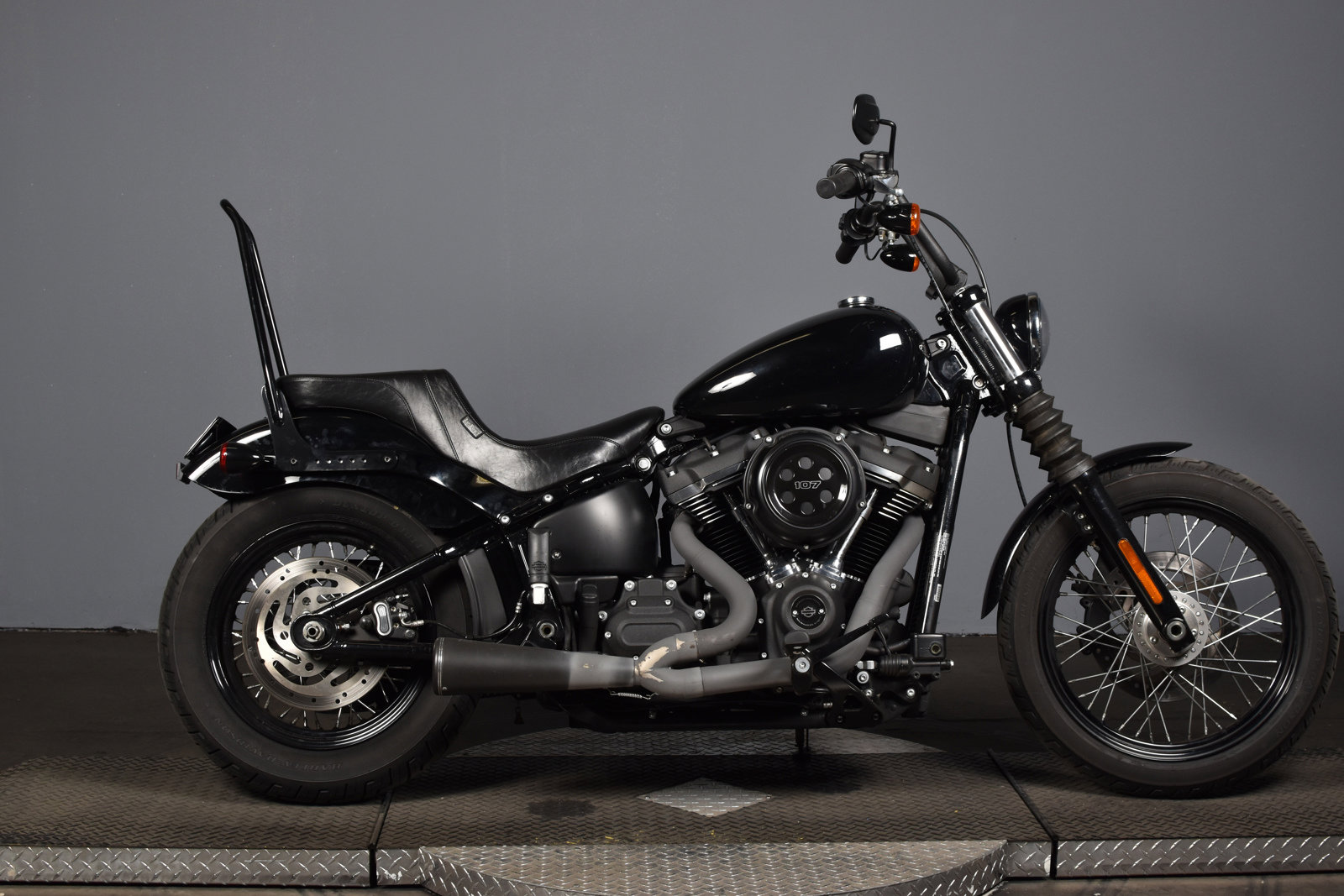 pre owned 2019 harley davidson softail