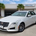 Pre Owned 2016 Cadillac Cts Sedan Luxury Collection Rwd 4dr Car In Fayetteville X1222a Superior Automotive Group