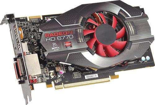 AMD Radeon HD 6750 en HD 6770 ook in de losse verkoop ...